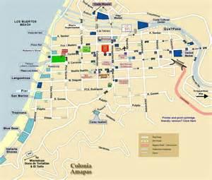 vallarta world map vallarta town and maps on