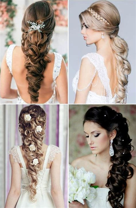 Indian Wedding Hairstyles For Hair And by Best 25 Indian Wedding Hairstyles Ideas On