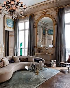 the interiors of the parisian apartments paris apartment designed by klaus rosenfalck 1860s