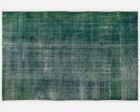 Emerald Green Area Rug Handmade Emerald Green Overdyed Rug All The Hues Rugs Collection Contemporary Area Rugs