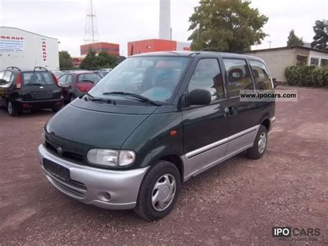 nissan serena 2000 2000 nissan serena climate 1 owner coupling car photo