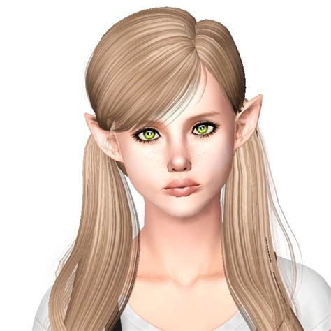 women hair styles for convertables sc3h 7165 hairstyle the sims 3 catalog