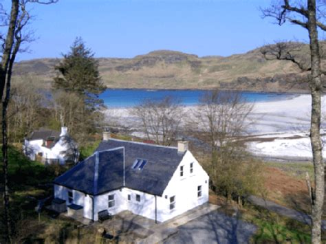 Cottage Mull by Calgary Bay Cottage Mull Self Catering Scotland