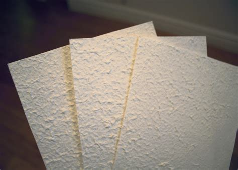 How To Make Recycled Paper - how to make recycled paper herbalcell