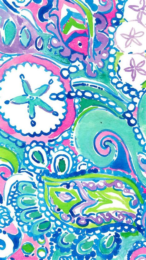 lilly pulitzer iphone background lilly pulitzer wallpaper iphone wallpapersafari