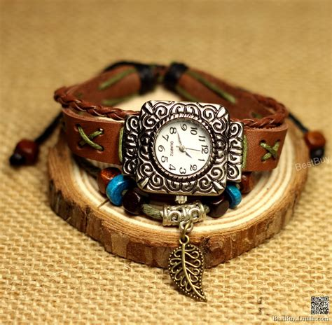beaded watches watches bracelet wristwatch vintage watches