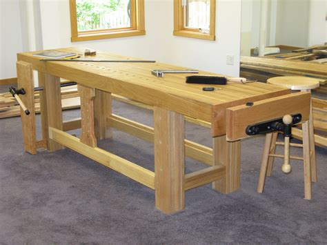 woodworkers work bench woodwork workbench plans woodproject