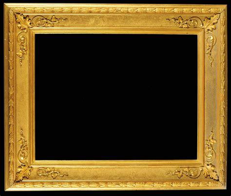 immagini di cornici coppia di cornici intagliate e dorate firenze xix secolo