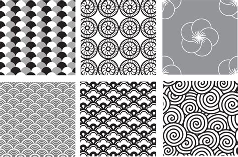 pattern ai file free download various style decorative pattern vector vector pattern