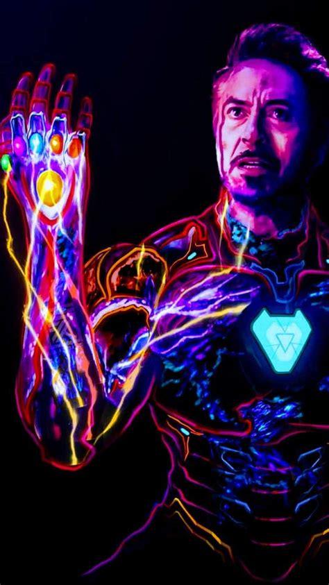 iron man sacrifice snap art iphone wallpaper iphone