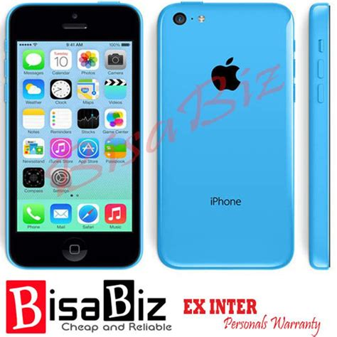 Hp Iphone 4 Seken jual iphone 5c 16gb seken di lapak bisabiz bisabiz