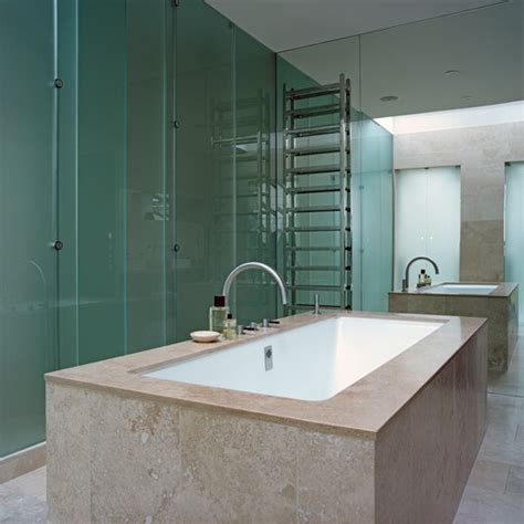 mirrored bathroom walls mirrored walls wallpaper advice and tips by celia rufey