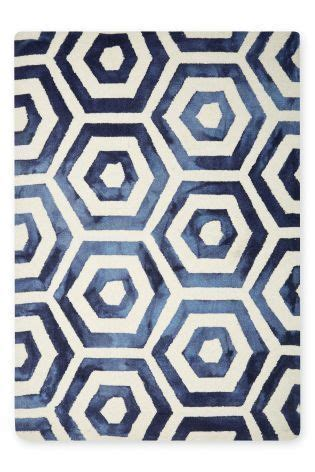 buy tie dye geometric rug    uk  shop