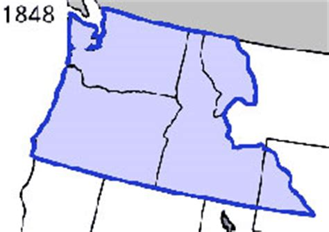 june 18, 1846: oregon treaty ratified by the senate dave