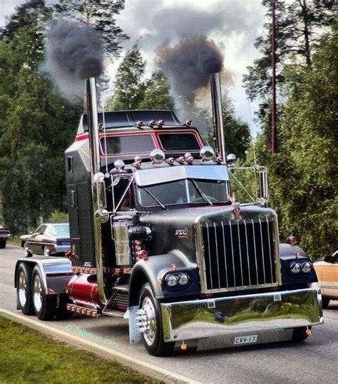 big kenworth trucks afternoon drive big rigs 24 photos semi trucks rigs