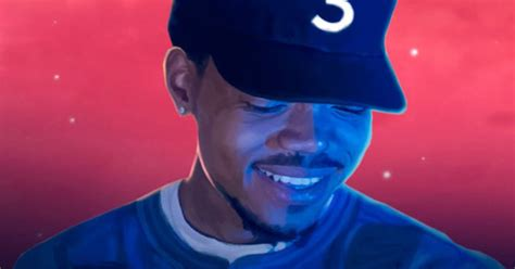 coloring book chance the rapper tweet chance the rapper defends apple deal that paid him