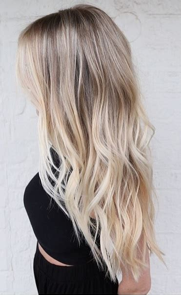 blonde shade colours new and natural blonde mane interest