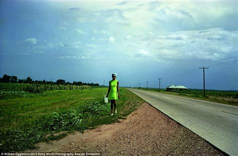 william egglestons guide colour photography pioneer william eggleston honored for showing america in a new light daily