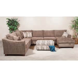 chelsea home dublin 4 sectional sofa at brookstone
