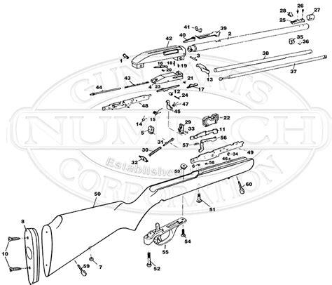 marlin glenfield model 60 parts diagram marvellous marlin glenfield model 60 parts diagram images