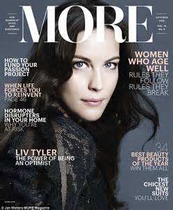 hairshow magazine liv tyler discusses the limited roles for women in