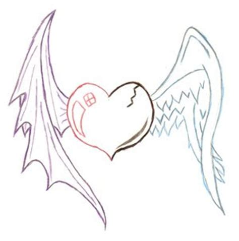 imagenes para dibujar de corazones imagenes emo amor para dibujar tattoo design bild
