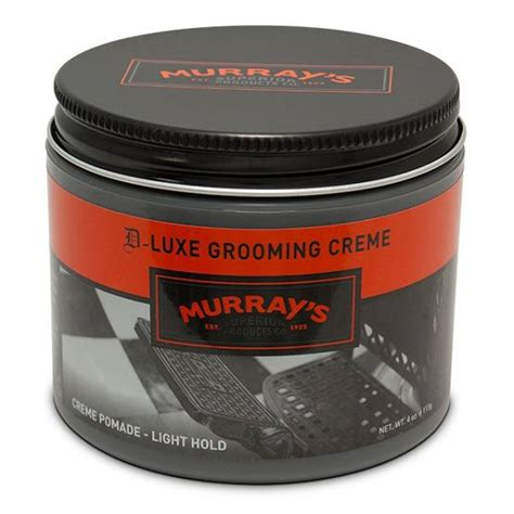 D Luxe Grooming Creme murray s d luxe grooming creme mannenzaak be