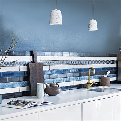 Handmade Kitchen Tiles Uk - artisan tiles a revival ideal home