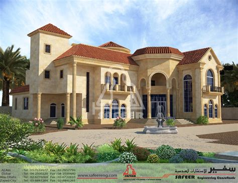 villa design by roots engineering consultants safeer engineering consultants projects