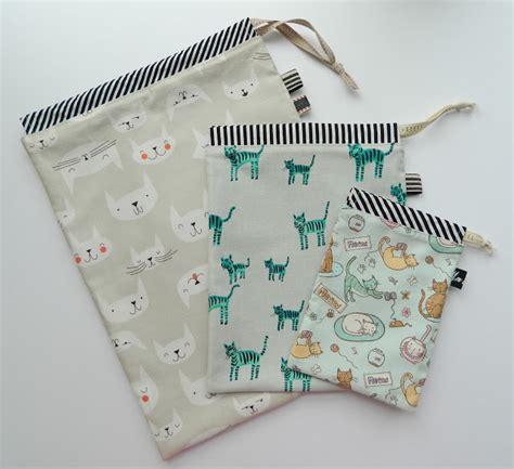 Sotak Handmade - drawstring bags s o t a k handmade bloglovin