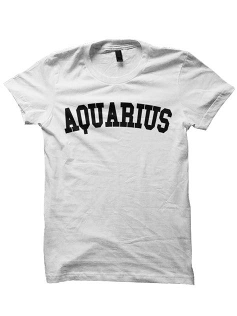 Tshirt Zodiak Aquarius aquarius t shirt team aquarius shirt zodiac sign shirts