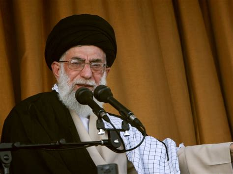 supreme leader ankara the united states is iran s number one enemy and