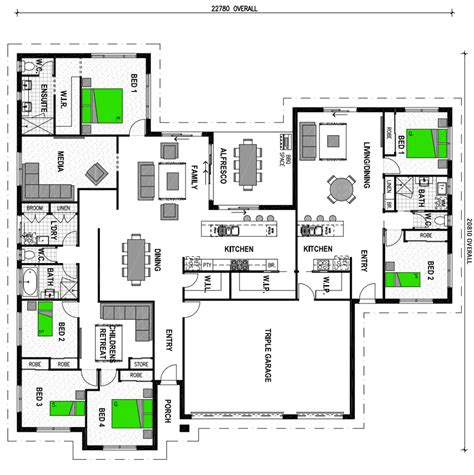 house making plan 3 generation flat floor plan decorating ideas mapo house and cafeteria