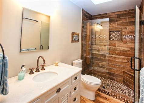 pictures of small bathrooms small bathroom remodels spending 500 vs 5 000 huffpost