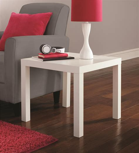 White Coffee And End Tables Home Furniture Design
