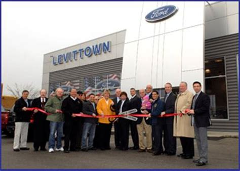 Levittown Ford by Quot Nassau County Island New York Quot