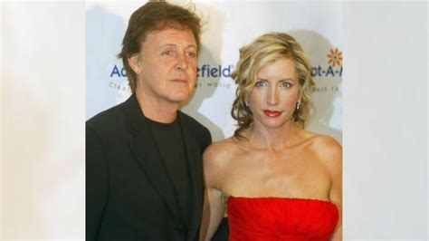 Mills Wants Paul Mccartney Back by Mills Does Not Want To Talk About Paul Mccartney