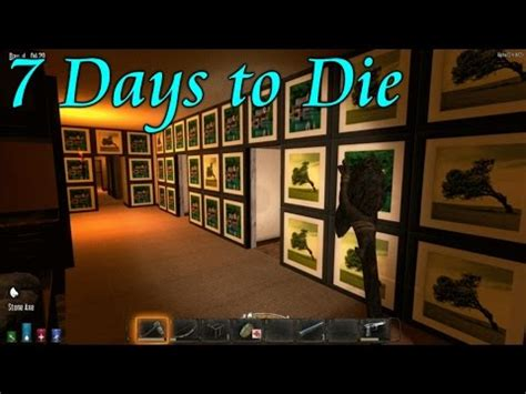 Painting 7 Days To Die by 7 Days To Die Wall Of Paintings 6