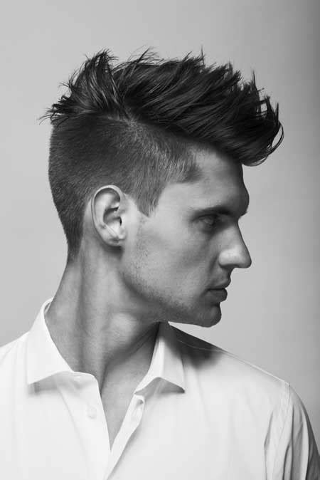 Short Cropped Side Part 2014 Mens Haircuts 2014 Mens Haircuts 2014 | short nice haircuts for men mens hairstyles 2018
