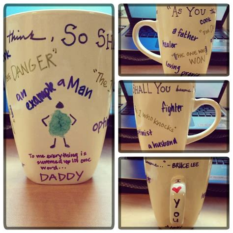 26 handmade christmas gifts for fathers godfather style