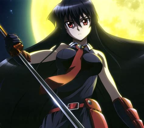wallpaper android anime akame ga kill akame ga kill android wallpaper