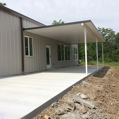 Custom Car Port by Custom Carports For Shelter From The Southwest Builders