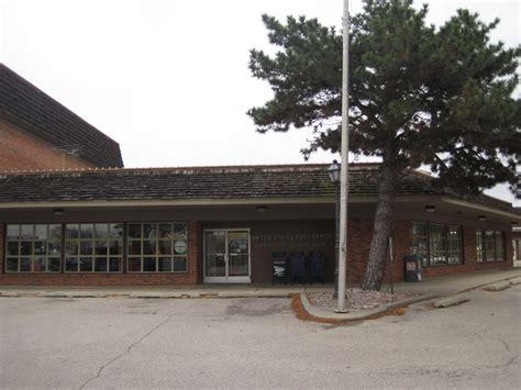 Barrington Post Office by Barrington Illinois Downtown Station Post Office Post