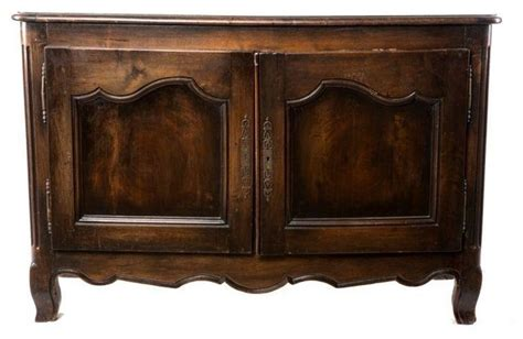 used antique walnut buffet transitional buffets and sideboards