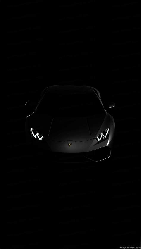 wallpaper black hd for android lamborghini black super car shadow full hd android