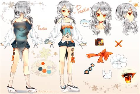 Design A House Online Character Sheet Pantin By Lapia On Deviantart