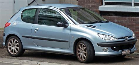 peugeot gti 206 file 2001 2003 peugeot 206 t1 gti 3 door hatchback 01 jpg