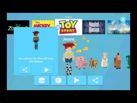 how to get last rare character on crossy road rare jessie toy story unlock secret character disney