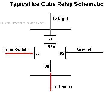 8 pin cube relay wiring diagram get free image about