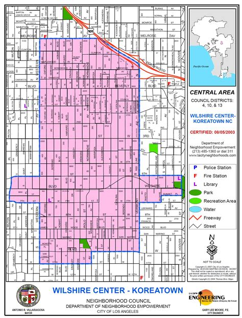 san francisco koreatown map koreatown los angeles map